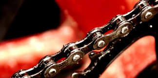 Clean a Bike Chain