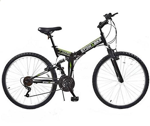 "Stowabike 26"" MTB V2 Folding Mountain Bike"