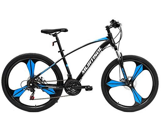 Murtisol Mountain Bikes Aluminum Mag Wheels
