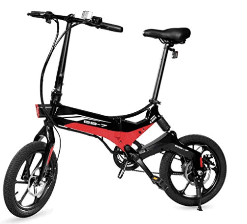 Swagtron Swagcycle EB-7 Elite