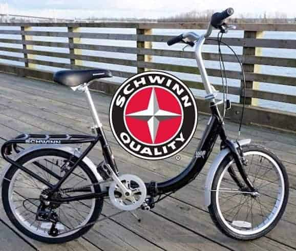 Schwinn-20-inch-Loop-Speed-Folding-Bike