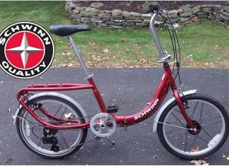 Schwinn-Loop-Folding-Bike-Review