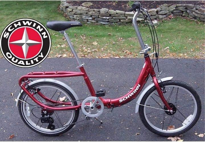 Schwinn-Loop-Folding-Bike-Review