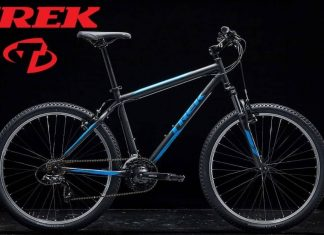 trek 820 mountain bike review