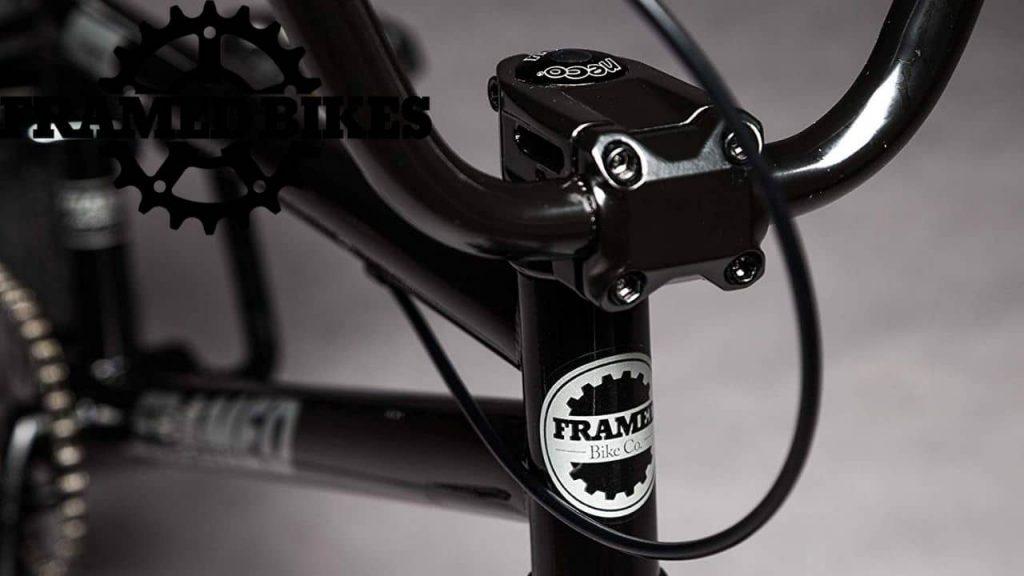Impact 20 BMX Bike