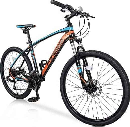 "Merax 26"" Mountain Bicycle"