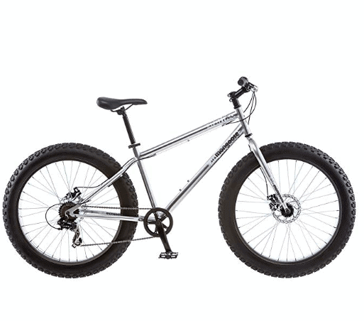 Mongoose Males's Malus Fat Tire Bike