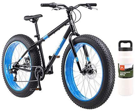 Mongoose Dolomite Fat Tire Mtb