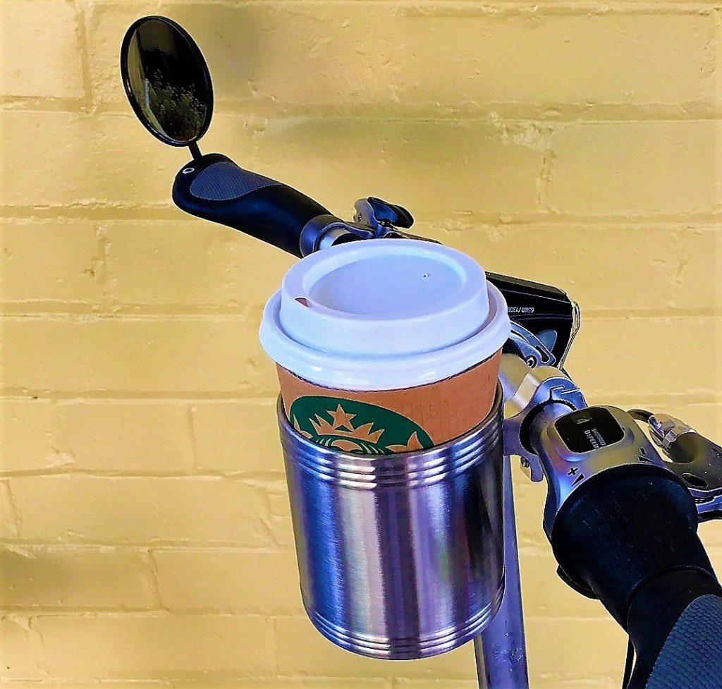 NipEaze Bicycle Cup Holder