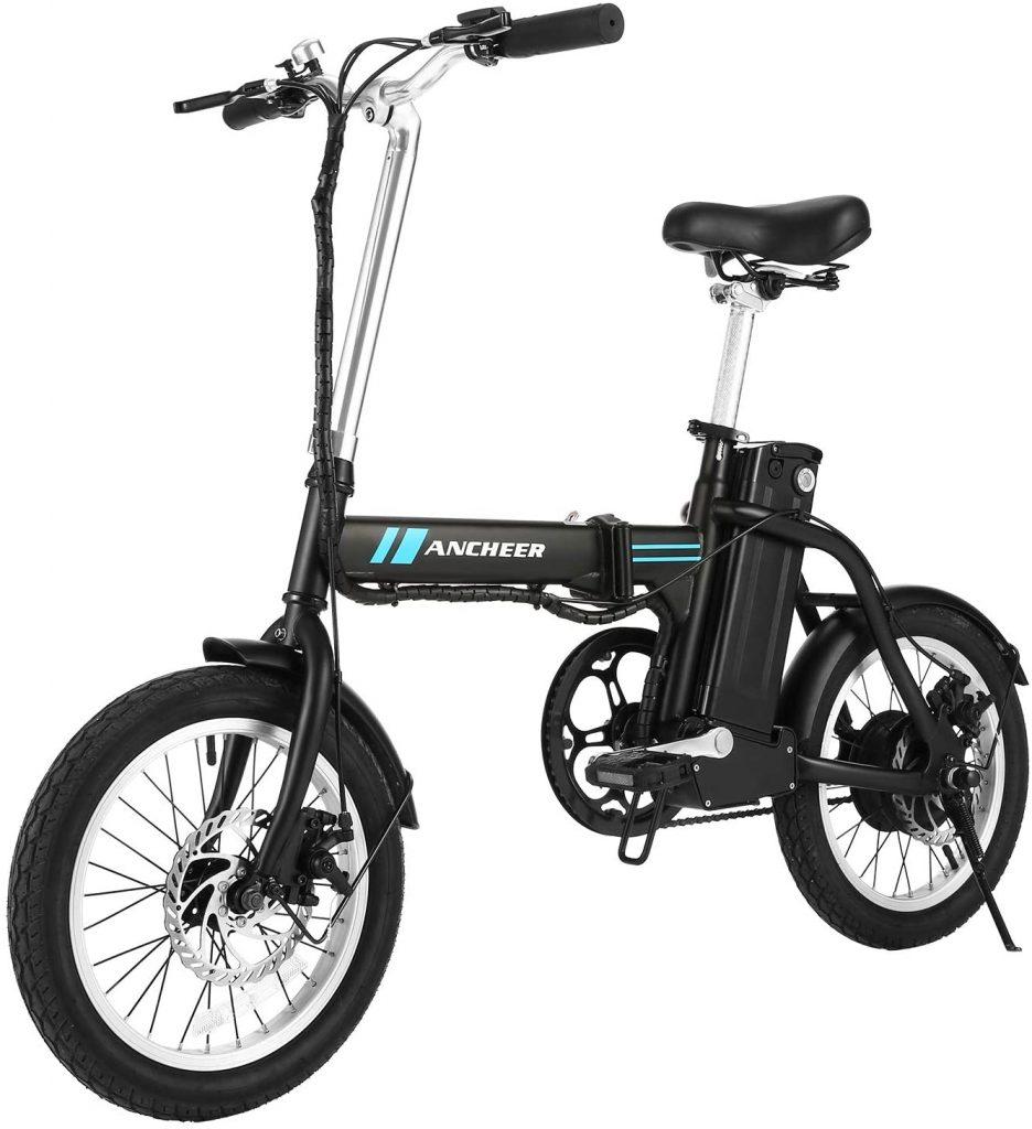 ANCHEER-EB003 Folding Electric Mountain Bike