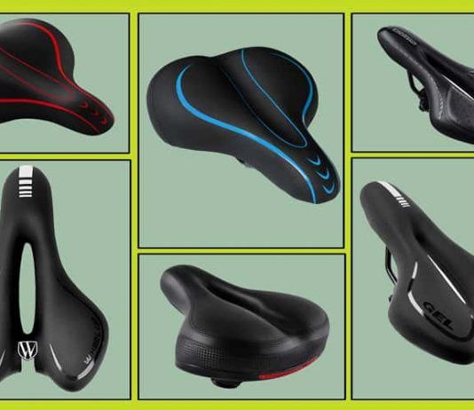 Bike Seat for Your Balls