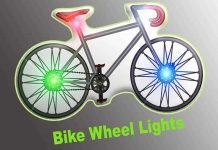 Bike Wheel Lights