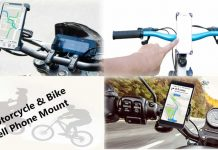 motorcycle cell phone mounts