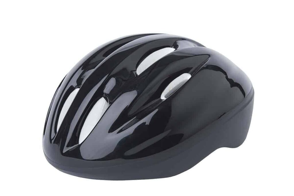 Bicycle helmet for bike leason