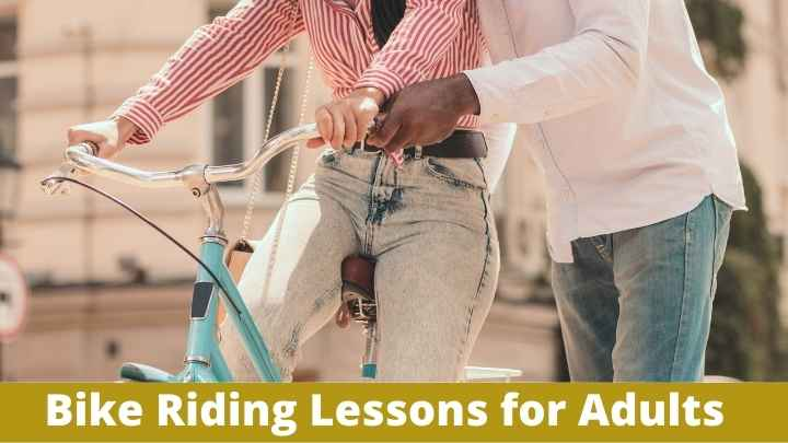 Bike Riding Lessons for Adults
