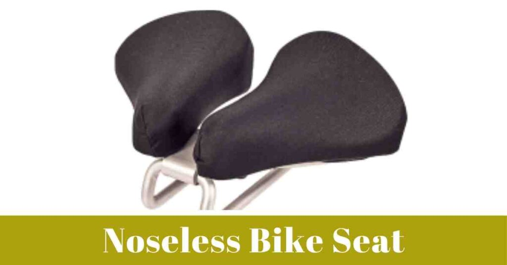 Noseless Bike Seat