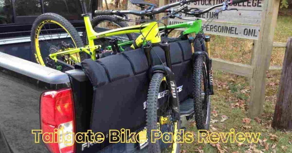Tailgate Bike Pads