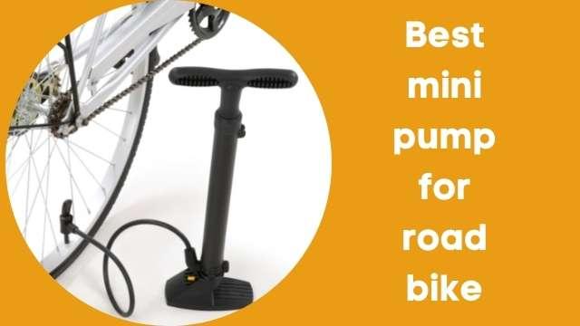 Best mini pump for road bike